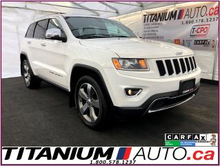 Used 2015 Jeep Grand Cherokee Limited-4X4-Camera-Sunroof-Leather-Remote Start-XM for sale in London, ON
