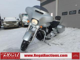 Used 2015 Harley-Davidson FLHX Street GLIDE103 Touring Motorcycle for sale in Calgary, AB