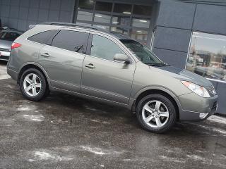 Used 2009 Hyundai Veracruz GLS|7 SEATS|LEATHER|SUNROOF|ALLOYS for sale in Toronto, ON