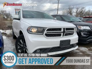 Used 2018 Dodge Durango GT | 1OWNER | 4X4 | LEATHER | ROOF | CAM for sale in London, ON