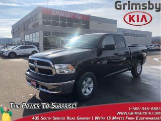 Used 2017 RAM 1500 ST| 4X4| One Owner| Hemi| Low KMS! for sale in Grimsby, ON