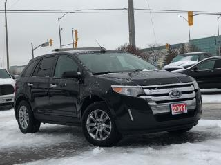 Used 2011 Ford Edge SEL for sale in Mississauga, ON