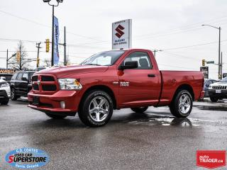 Used 2018 RAM 1500 Express ~5.7L HEMI ~Backup Cam ~20 Inch Wheels for sale in Barrie, ON
