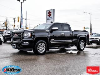 Used 2016 GMC Sierra 1500 All Terrain GFX 4x4 ~Heated Seats ~Backup Cam for sale in Barrie, ON