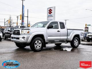 Used 2005 Toyota Tacoma SR5 TRD Off Road Extended Cab 4x4 for sale in Barrie, ON