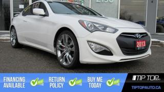 Used 2013 Hyundai Genesis 2.0T R-Spec ** One Owner, Clean Carfax, Manual ** for sale in Bowmanville, ON