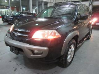 Used 2001 Acura MDX 3.5L, Heated LEATHER Seats! for sale in Brampton, ON
