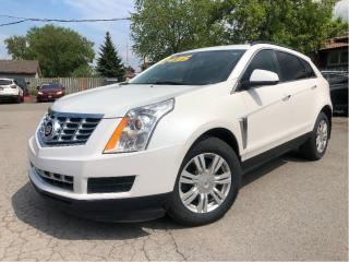 Used 2015 Cadillac SRX Low Kms!! New Tires|Leather |Htd Seats|Bose| for sale in St Catharines, ON
