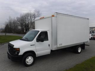 Used 2009 Ford Econoline E-450 Cube Van 16 foot Diesel for sale in Burnaby, BC