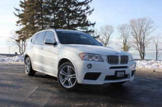 Used 2011 BMW X3 AWD 4dr 35i M-Sport for sale in Oshawa, ON