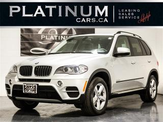 Used 2012 BMW X5 xDrive35i PREMIUM, PANO, Parking SENSORS, Heated for sale in Toronto, ON