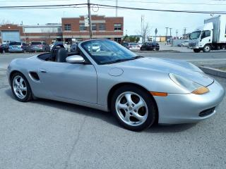 Used 2000 Porsche Boxster for sale in Laval, QC