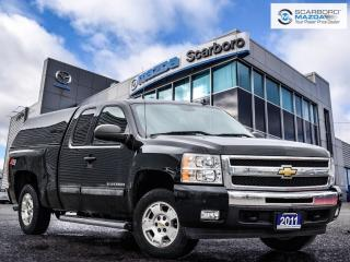 Used 2011 Chevrolet Silverado 1500 LT|EXT CAB|AWD|LOW KM for sale in Scarborough, ON