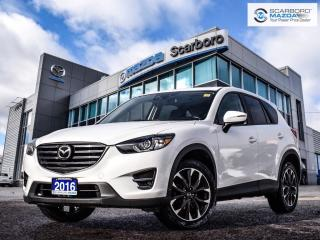 Used 2016 Mazda CX-5 GT|TECH|NAV|LANE DEPARTURE for sale in Scarborough, ON