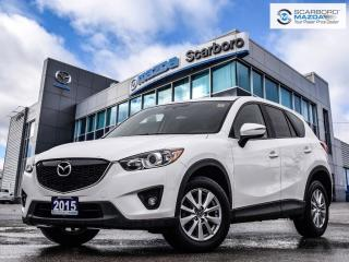 Used 2015 Mazda CX-5 GS|ACCIDENT FREE for sale in Scarborough, ON