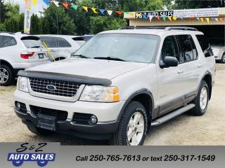 Used 2004 Ford Explorer XLT for sale in Kelowna, BC