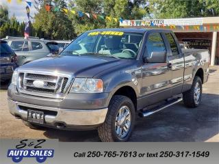 Used 2007 Ford F-150 XLT for sale in Kelowna, BC