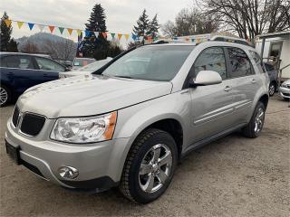 Used 2008 Pontiac Torrent Special edition AWD LIKE NEW! for sale in Kelowna, BC
