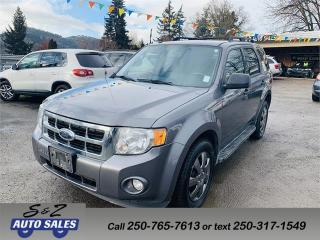 Used 2009 Ford Escape XLT for sale in Kelowna, BC