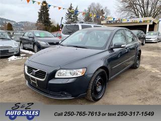 Used 2010 Volvo S40 Premium for sale in Kelowna, BC