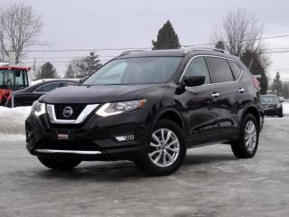 Used 2018 Nissan Rogue SV AWD + TOIT + CAMÉRA + MAGS + A/C for sale in Magog, QC
