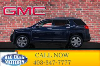 Used 2015 GMC Terrain AWD SLT Leather Roof Nav for sale in Red Deer, AB