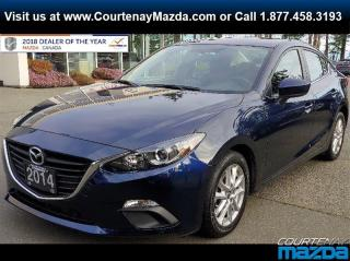 Used 2014 Mazda MAZDA3 GS-SKY 6sp for sale in Courtenay, BC