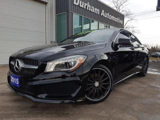 Used 2015 Mercedes-Benz CLA-Class CLA 250 for sale in Beamsville, ON