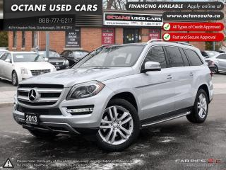 Used 2013 Mercedes-Benz GL-Class ACCIDENT FREE! ONTARIO VEHICLE! for sale in Scarborough, ON