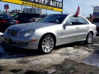 Used 2009 Mercedes-Benz E-Class for sale in Guelph, ON