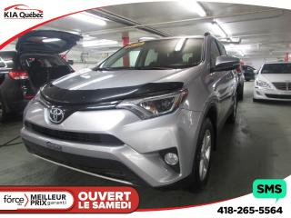 Used 2016 Toyota RAV4 Xle Awd Toit for sale in Québec, QC