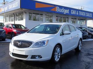 Used 2015 Buick Verano Premium Edition, Lane Departure Warning, Bluetooth for sale in Vancouver, BC