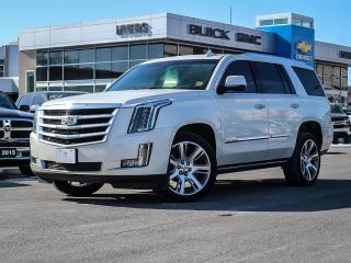 Used 2015 Cadillac Escalade for sale in Ottawa, ON
