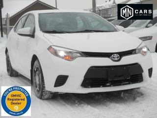 Used 2014 Toyota Corolla LE w/BACKUP CAM | HEATED SEATS for sale in Ottawa, ON