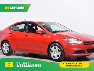 Used 2014 Dodge Dart SE for sale in St-Léonard, QC