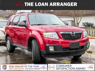 Used 2011 Mazda Tribute for sale in Barrie, ON
