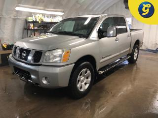 Used 2006 Nissan Titan SE*****AS IS SALE*****Crew Cab * 4WD * Sunroof * Heated seats * Rockford Fosgate stereo * Heated rear window * Reverse assist * Tow/Haul mode * Adjust for sale in Cambridge, ON