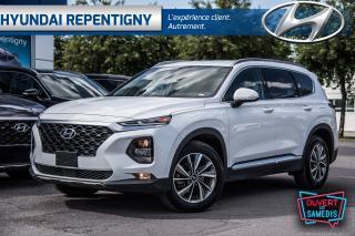 Used 2019 Hyundai Santa Fe Preferred Awd Blue for sale in Repentigny, QC