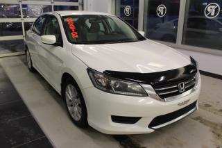 Used 2013 Honda Accord LX AUTOMATIQUE *CAMÉRA DE RECUL* for sale in Lévis, QC