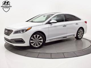 Used 2015 Hyundai Sonata Sport Toit Bluetooth for sale in Brossard, QC