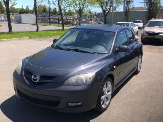 Used 2007 Mazda MAZDA3 4dr HB Sport for sale in Mississauga, ON