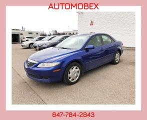 Used 2004 Mazda MAZDA6 4dr Sdn for sale in Mississauga, ON