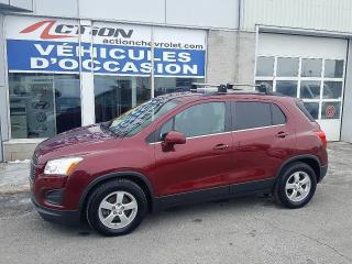Used 2015 Chevrolet Trax LT for sale in St-Hubert, QC