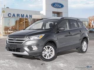 Used 2018 Ford Escape SE for sale in Carman, MB