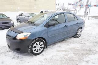 Used 2008 Toyota Yaris 4DR SDN for sale in Mascouche, QC