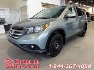 Used 2012 Honda CR-V AWD EX-L Cuir Toit Mags for sale in St-Jean-Sur-Richelieu, QC
