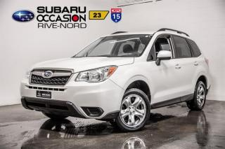 Used 2016 Subaru Forester Cam.recul+sieges.ch for sale in Boisbriand, QC