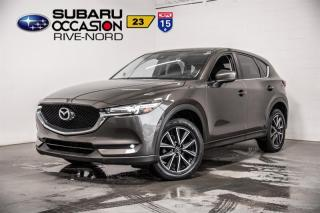 Used 2017 Mazda CX-5 GT AWD for sale in Boisbriand, QC