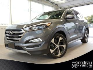 Used 2017 Hyundai Tucson Se 1.6 + Awd + Toit for sale in Ste-Julie, QC