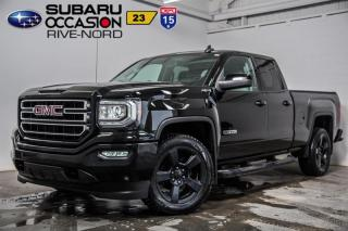 Used 2017 GMC Sierra 1500 Elevation V8 4x4 for sale in Boisbriand, QC